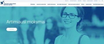 Pagina apertura del sito ufficiale PLMC